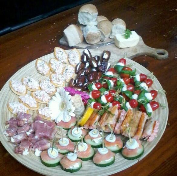 Catering@Gouden Vloot Zeilreizen