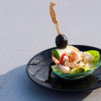 Catering@goudenvloot zeilreizen