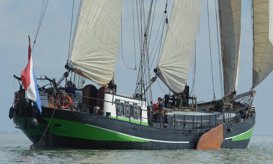 Trouwen Op De Waddeneilanden Goudenvloot Zeilreizen