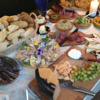 Catering@ Gouden Vloot Zeilreizen