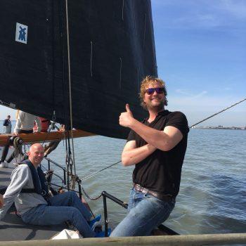 Jan @ Gouden Vloot Zeilreizen