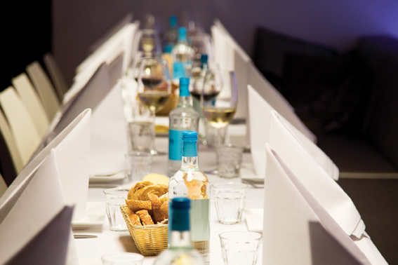 Diner Hoge Wier @ Gouden Vloot Zeilreizen