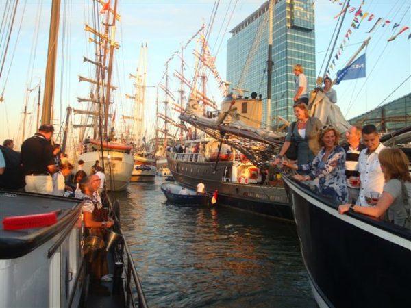 SAILAmsterdam@goudenvloot zeilreizen