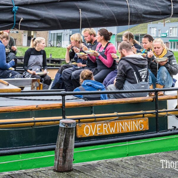 Waddenrace@Gouden Vloot zeilreizen