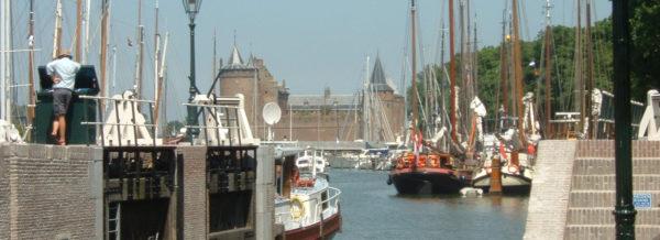 Muiden haven @Gouden Vloot Zeilreizen