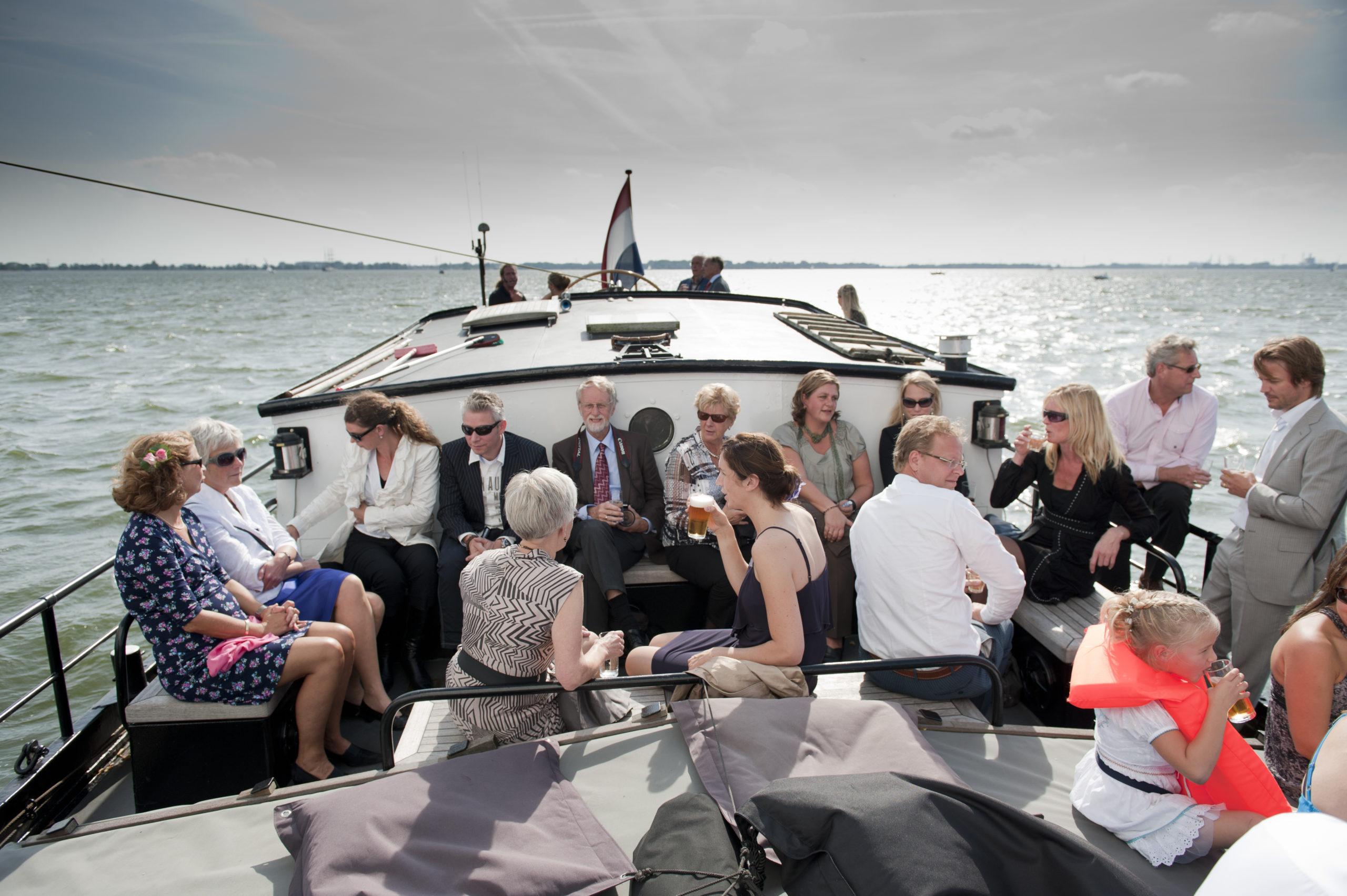 Vlaggenschip Hoge Wier Muiden@ Gouden Vloot Zeilreizen