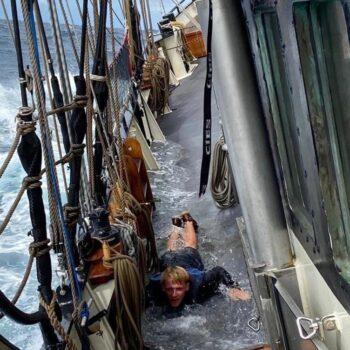 Jesse @ Gouden Vloot zeilreizen