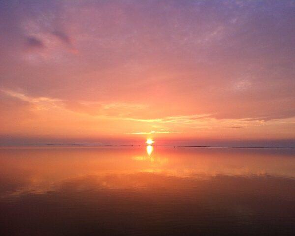 sunset@goudenvlootzeilreizen