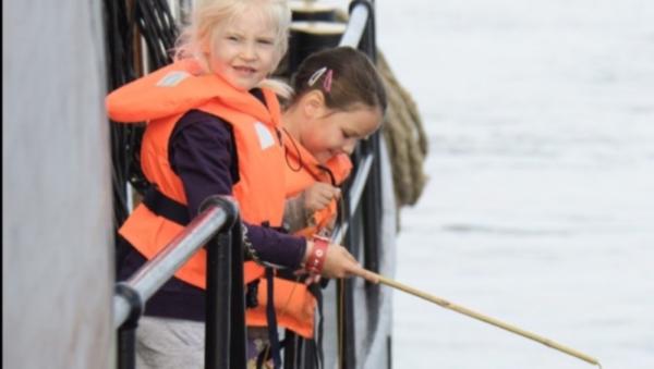 Kindvriendelijk@Gouden Vloot zeilreizen